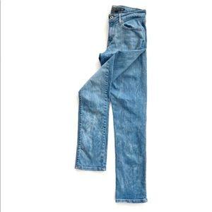 Levi's Demi Curve Bleached Classic Rise Jeans 4